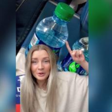 ČINJENICA KOJA JE ZGROZILA I ŠOKIRALA SVET: Zašto nikad ne treba da piješ vodu u avionu? (VIDEO)