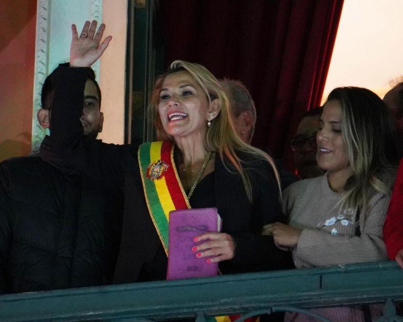ČISTKA U BOLIVIJI: Predsednica Anjes rekonstruisala vladu, smenila ministre koji su je kritikovali!