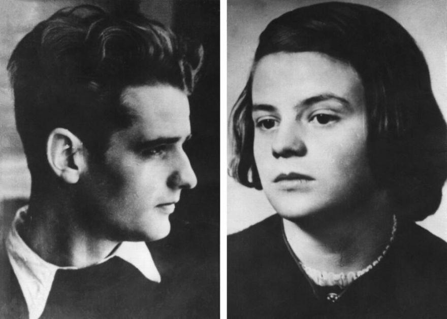 ČLANICA TAJNE BELE RUŽE I IKONA OTPORA HITLERU: Sofi Šol rođena pre 100 godina a na njen rođendan slavi se pobeda nad FAŠIZMOM!