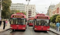 CLS: Protiv ukidanja trolejbusa na Studentskom trgu i Vasinoj ulici u Beogradu