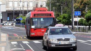 CLS: Protiv ukidanja trolejbusa na Studentskom trgu i Vasinoj ulici u Beograedu