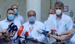 COVID-19:U Nišu 141 pacijent, u Vranju 98, Leskovcu 66, Surdulici 32