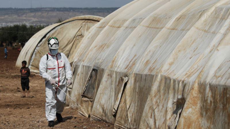 COVID-19 odneo prvi ljudski život u Siriji