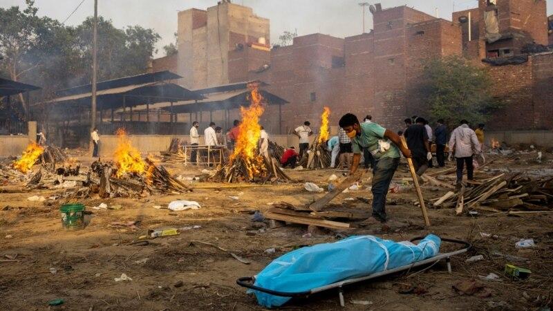 COVID kriza u Indiji: Bolnice popuštaju pod rekordnom navalom zaraženih