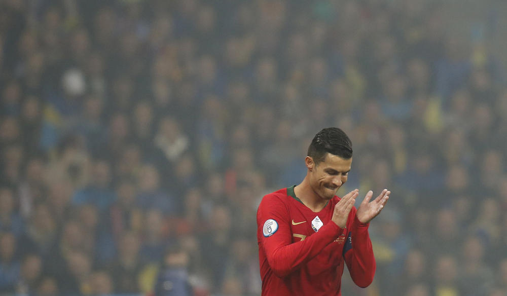 CR700: Pogotkom sa bele tačke Kristijano Ronaldo postigao jubilarni gol u dresu reprezentacije Portugala! (VIDEO)