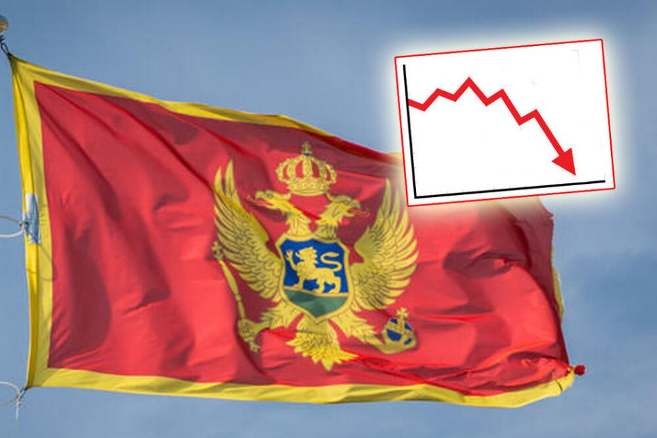 CRNA GORA NAJGORA U EVROPI: Lane izgubili 765 miliona evra, pad BDP od 13,5 odsto! VIDEO