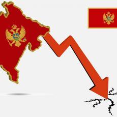 CRNA GORA SRLJA U EKONOMSKU PROPAST: Zabeležen katastrofalan pad BDP-a, najveći u Evropi