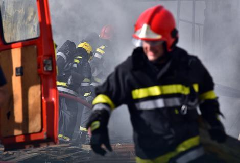 CRNA SERIJA Za 40 dana u požarima u prestonici STRADALE ČETIRI OSOBE
