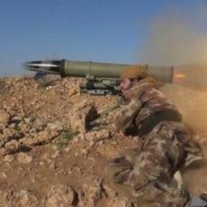 CRNI TRENUCI za sirijsku vojsku južno od Alepa i kod Palmire! (VIDEO)
