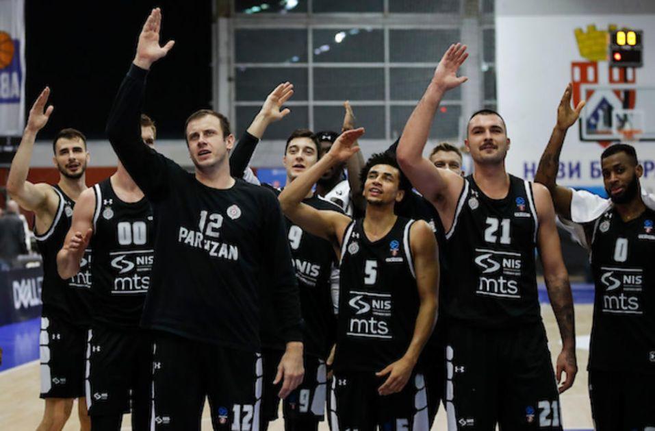 CRNO-BELI DOČEKUJU CIBONU Filipovski: Da odigramo najbolje što možemo!