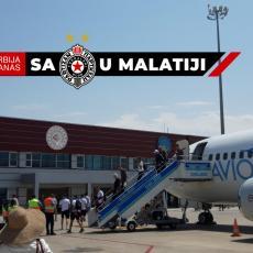 CRNO-BELI STIGLI U TURSKU: Pakao dočekao Partizan (FOTO)