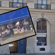 CRNOGORCI OJADILI ZLATARU U PARIZU: Sa nakitom vrednim tri miliona evra krenuli za Beograd, a onda je usledila sačekuša (VIDEO)