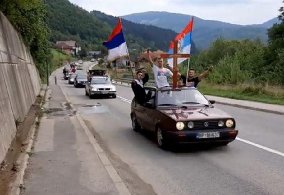 CRNOGORSKA POLICIJA UDARILA NA AUTO-LITIJE: Sankcionisano 98 učesnika skupova za odbranu svetinja!