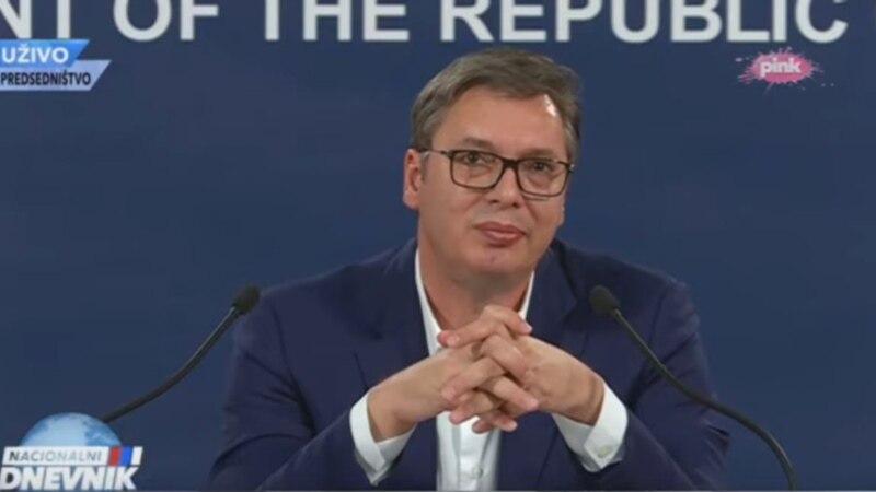 CRTA: Vučić u martu 29 puta uživo na nacionalnim televizijama
