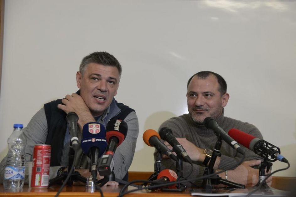 CRVENA ZVEZDA I PARTIZAN U HUMANOJ MISIJI: Dejan Stanković i Savo Milošević pozvali građane da daju krv