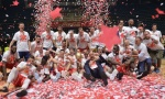 CRVENO-BELI PODIGLI TROFEJ: Beron MVP finala (FOTO/VIDEO)