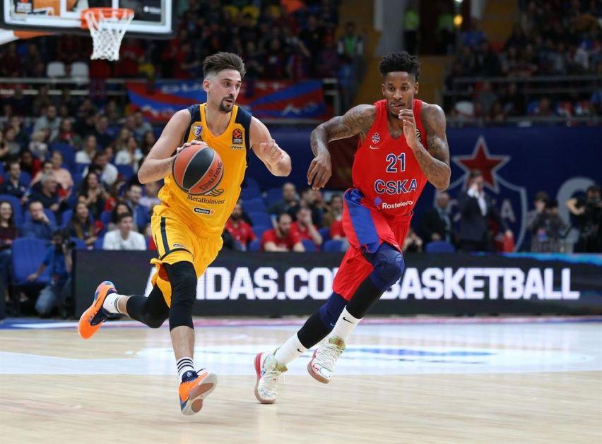 CSKA OPRAVDAO ULOGU FAVORITA PROTIV HIMKIJA: Žalgiris Realu pokazao šta znači dobar domaći teren!