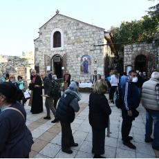 ČUDESNA MOĆ SVETE VODICE! Mesto hodočašća svakog 27. oktobra: Crkva Svete Petke na Kalemegdanu