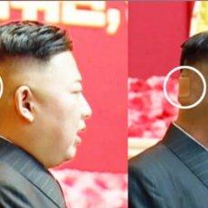 ČUDNA MRLJA NA KIMOVOJ GLAVI? Svi se pitaju šta je to na potiljku lidera Severne Koreje (FOTO)