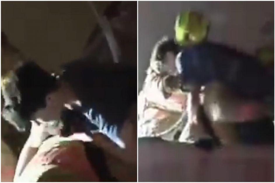 ČUDO U MAJAMIJU Pogledajte neverovatan snimak: Spasioci izvukli živog dečaka iz ruševina višespratnice VIDEO