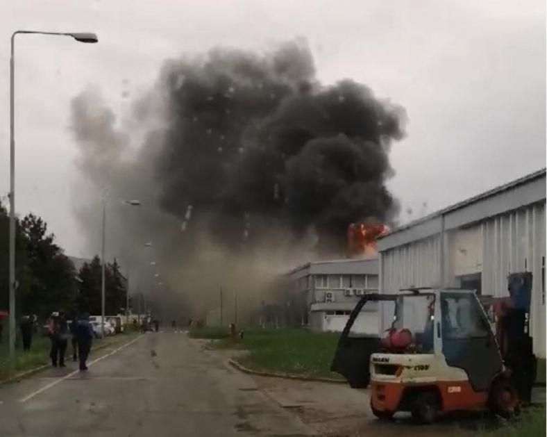 ČULA SE EKSPLOZIJA, A ONDA JE NASTAO PAKAO: Vojislav (48) i Đorđe (62) pronađeni mrtvi na zgarištu novosadske fabrike!