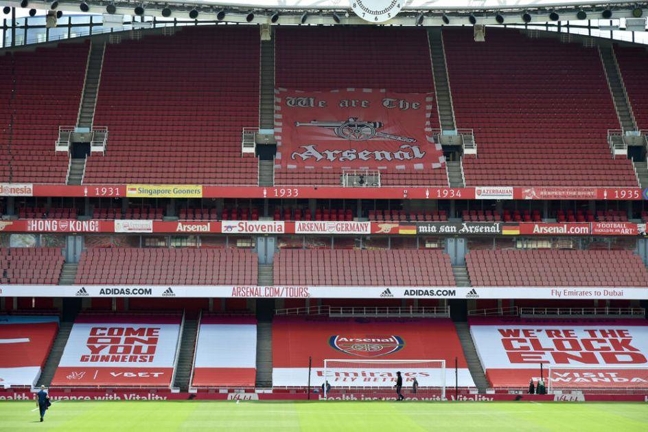 ČULI SMO VAS: Nakon fijaska sa Superligom Arsenal se izvinio navijačima