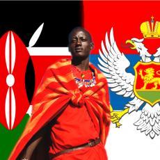 ČUVENI AFRIČKI RATNICI PODRŽALI SRBE! Snimak ODUŠEVIO SVE, pleme Masai poručuje: MILO LOPOVE (VIDEO)