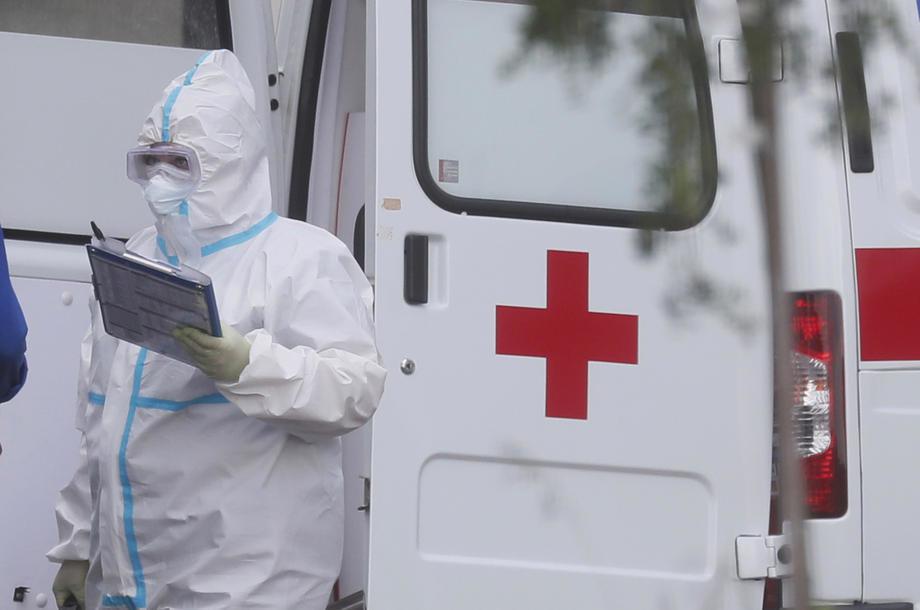 Čačak: Hospitalizovana 43 pacijenta, tri na respiratoru