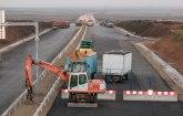Čačak: Mašine i radnici na autoputu Preljina-Požega u petoj brzini
