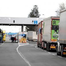 Čadež apeluje: Otvoriti granice prevoznicima