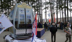 Čajetini odobrena nova faza gradnje zlatiborske gondole