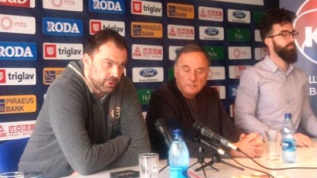 Čanak: Partizan uvek ima obavezu da napadne trofej