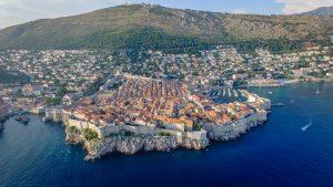Čanak u poseti Dubrovniku