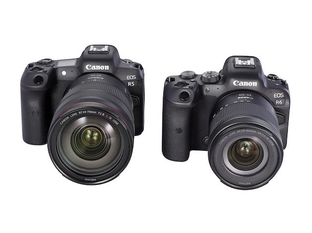 Canon EOS R5 i EOS R6: performanse bez premca, beskrajna kreativnost