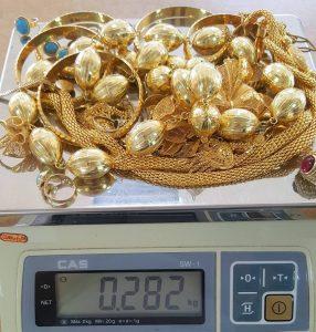 Carina: Na Gradini zaplenjen zlatan nakit vredan skoro milion dinara