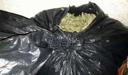 Carinici Srbije zaplenili 130 kilograma marihuane na granici s Rumunijom