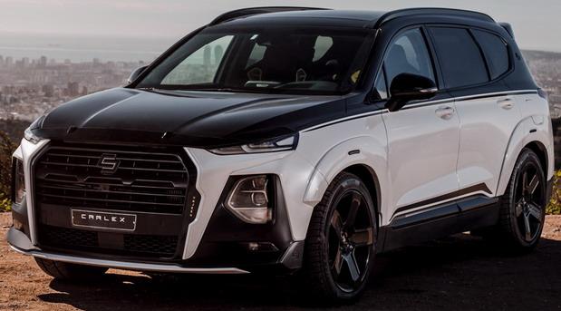 Carlex Hyundai Santa Fe Urban Edition
