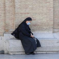 Časna sestra na respiratoru, traje borba za život: Ceo manastir u karantinu, a obolelih sve više