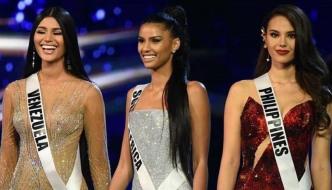 Catriona Gray s Filipina pobjednica natjecanja Miss Universe 2018.