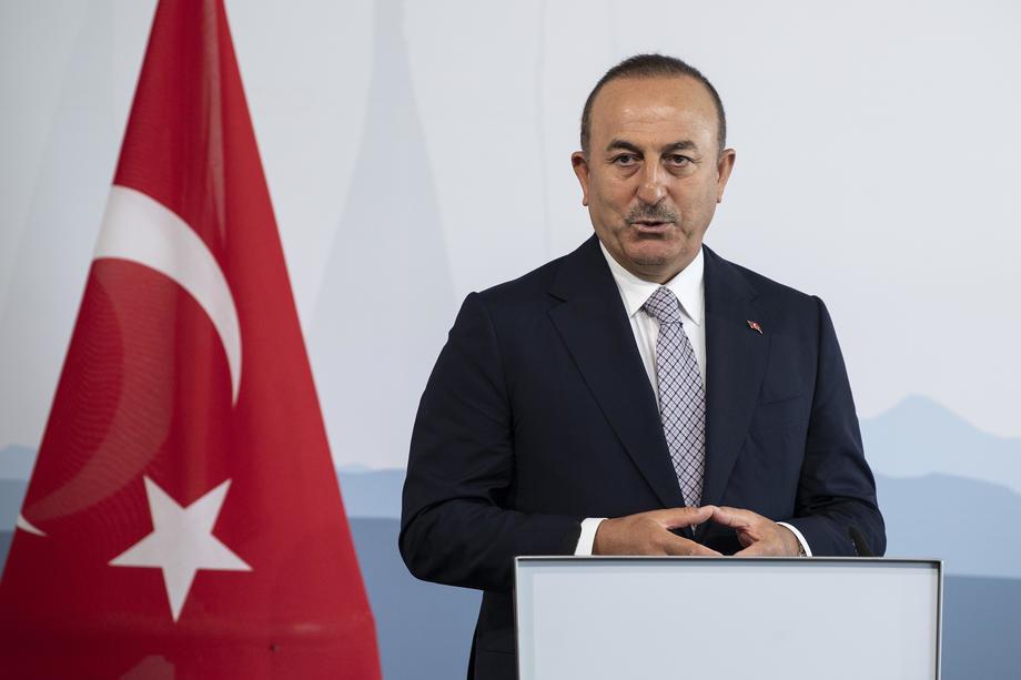 Čavoušoglu: Važno je da Turska i Grčka nastave dijalog