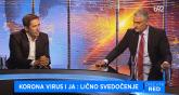 Čedomir Jovanović: Poslao mi poruku,  a uvek je sa mnom obrisao pod