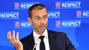 Čeferin: Igrači Superligaša neće moći da igraju za reprezentacije