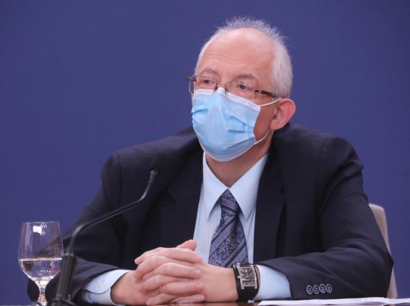 """Cela Srbija je praktično sada jedna velika bolnica"""