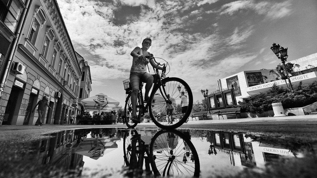 Čelnici gradova i opština danas idu peške ili biciklom