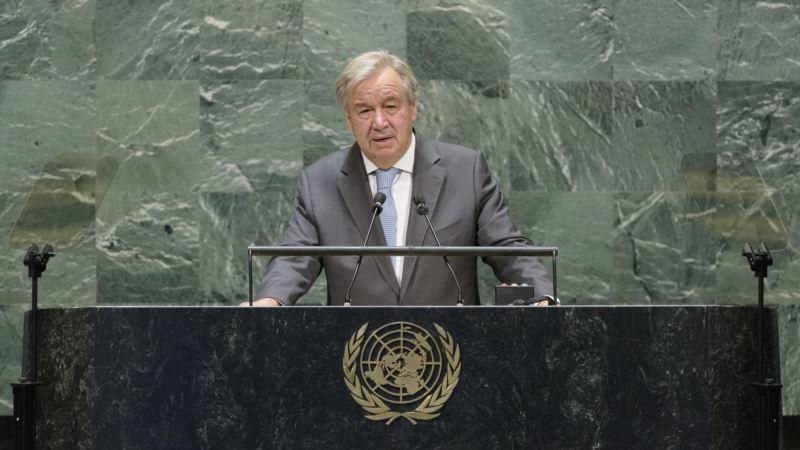 Čelnik UN-a kritizirao zemlje koje su zanemarile činjenice o COVID-19 i upute WHO-a