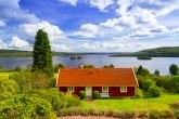 Celo selo u Švedskoj na prodaju VIDEO