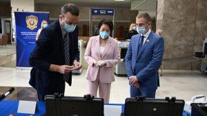 Čen Bo sa Stefanovićem: Kina spremna da jača saradnju sa Srbijom u svim oblastima