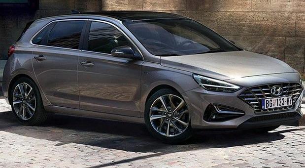 Cenovnik za Hyundai i30 Facelift u Srbiji