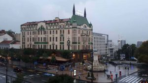 Centar Beograda bez električne struje i Interneta