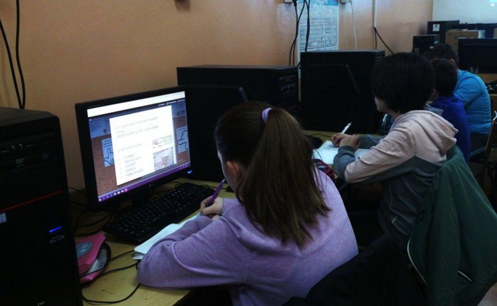 Centar izrađuje aplikaciju za zaštitu dece na internetu